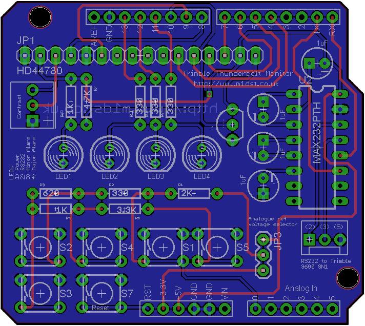 Trimble Thunderbolt Monitor Shield Layout v1
