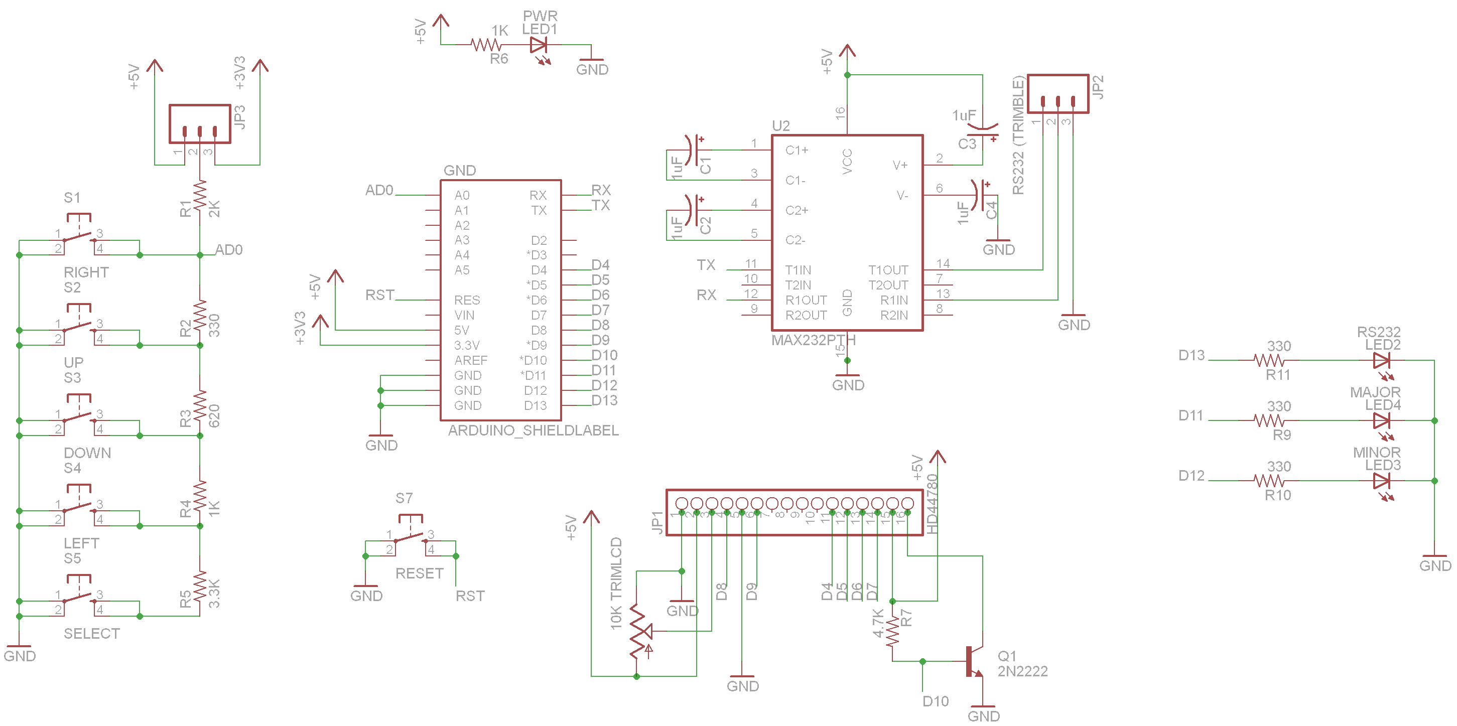 Trimble Thunderbolt Monitor Shield Schematic v1