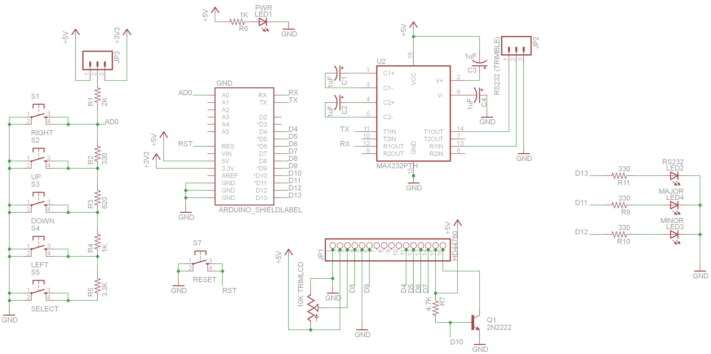 Trimble Thunderbolt Monitor Shield Schematic v1